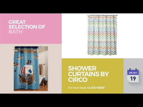 Shower Curtains By Circo Great Selection Of Bath Products