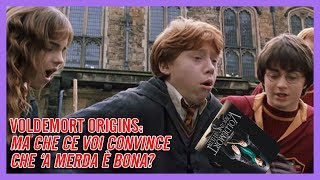 VOLDEMORT ORIGINS OF THE HEIR NON C'ENTRA NIENTE CON HARRY POTTER