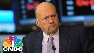 Jim Cramer: Apple's Definitely Become A Subscription Company | CNBC thumbnail
