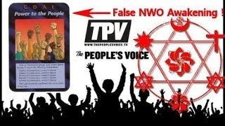 """The Peoples Voice"": Maitreyas NWO Oneness"