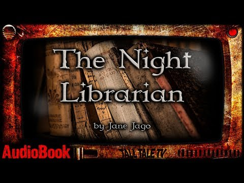 The Night Librarian 🎙️ Fantasy Short Story 🎙️ by Jane Jago