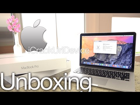 New MacBook Pro 13″ Retina (2015): Unboxing and Review