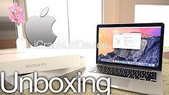 MacBook Pro 2012 Unboxing (15
