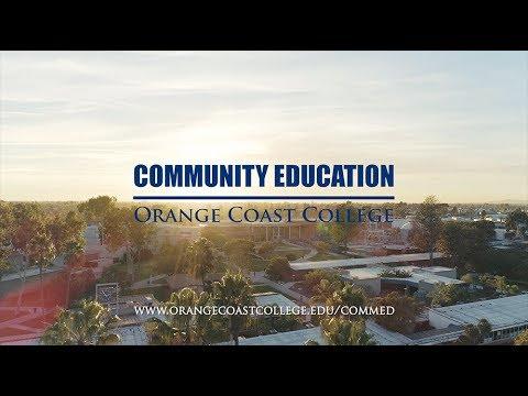 Community Education⎪Orange Coast College
