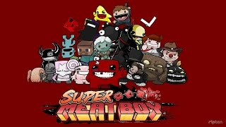 Super Meat Boy-All Characters for PC Gameplay