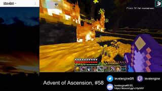 MINECRAFT Livestreams Get All Items ~ Advent of Ascension (#58)