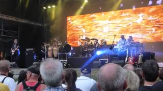 Precious Years-Runrig im Stadtpark in Hamburg 27.07.13