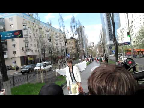 Shooting video Strela Amura. 1st episode. 22.04.2012