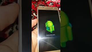 Samsung J510h Galaxy J5 2016 hard reset сброс настроек графический ключ пароль тормозит висит