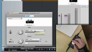 Studio One How-To: Using Apogee One with Studio One