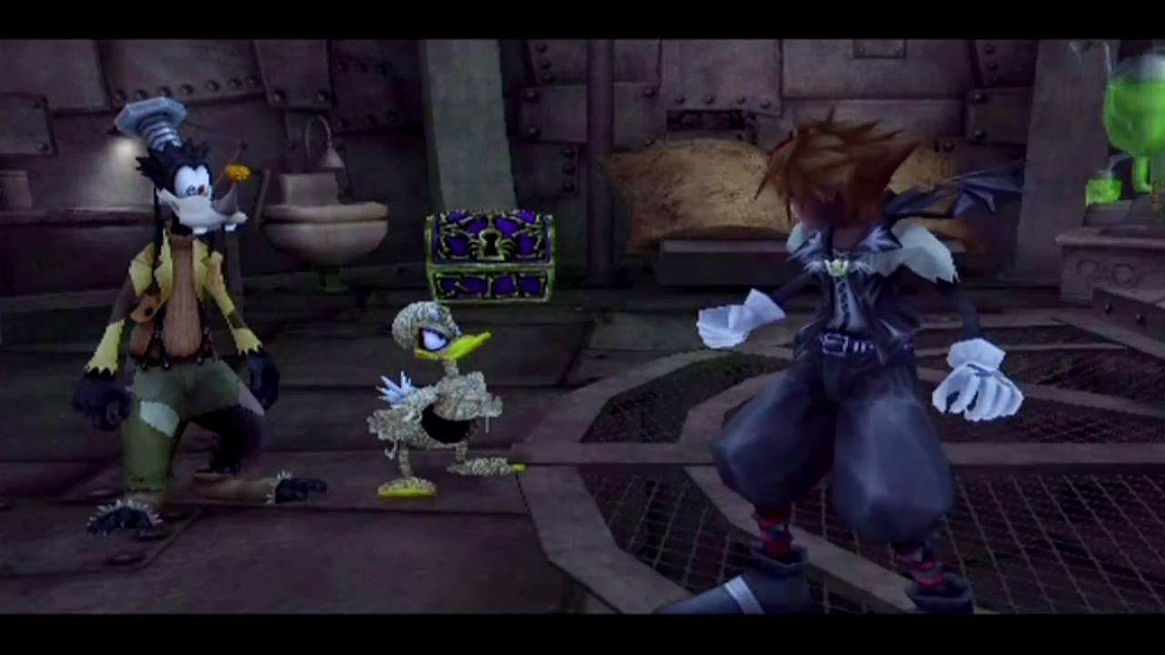 Halloween Town 12 Kingdom Hearts Ii Ps2 Youtube