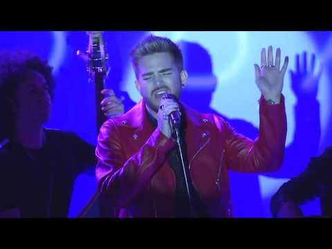 Adam Lambert  One More Try George Michael tribute