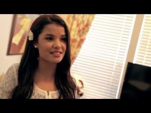 Jessica Fernandez Audition for Princess Moana