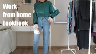 WORK FROM HOME LOOKBOOK | OFFI…