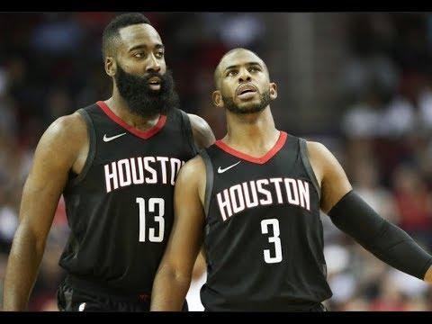 San Antonio Spurs Vs. Houston Rockets NBA Game Highlight. Harden & CP3 vs Limited Kawhi