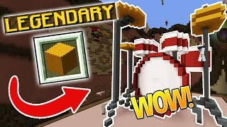 3 LEGENDARIES IN A ROW!! (Minecraft Build Battle)