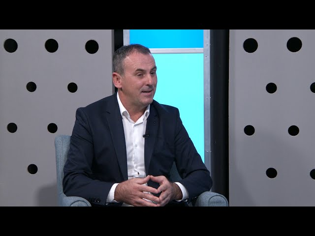 DALMATINA - gost Ivica Katić , pročelnik UO za gospodarstvo, poduzetništvo i razvitak otoka