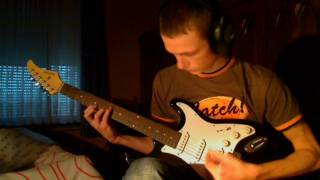 Creedence Clearwater Revival Fortunate Son On Guitar HD
