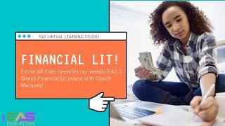 Financial Literacy | Lesson 1