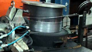 Maquina Trefiladora Modular  Alta Produção de Arames - Eletrorres -1800 KG/hora de 4.0mm