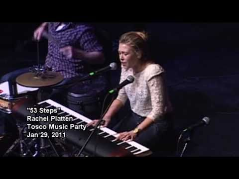 RachelPlatten - 53 Steps - Live at Tosco Music Party