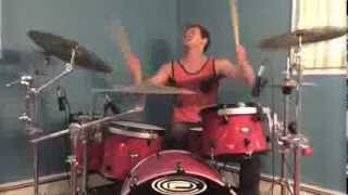 Mike Giorgio - Muse - Stockholm Syndrome Drum Cover