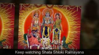 300,000 Views Shata Shloki Ramayan