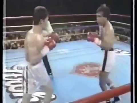 Julio Cesar Chavez vs Ruben Castillo - Great Knockouts