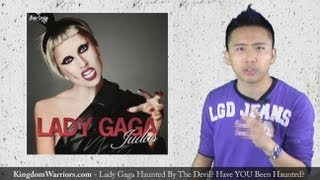 Lady Gaga Haunted By Devil?! Have YOU Been Haunted?
