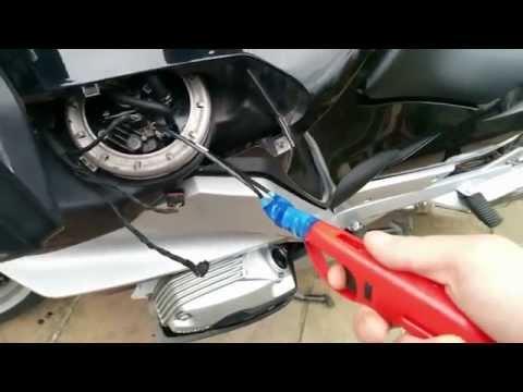 R1200RT Fuel Sensor Error 'Zapping'