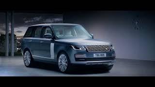 Новый Рендж Ровер 2018. New Range Rover
