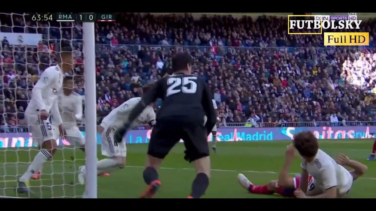 Download Real Madrid vs Girona 1-2 All Goals 17/02/2019 HD