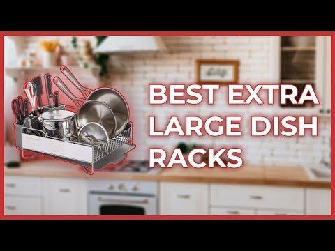 Extra Large Dish Drying Rack | Best Dish Racks of 2020   YouTube