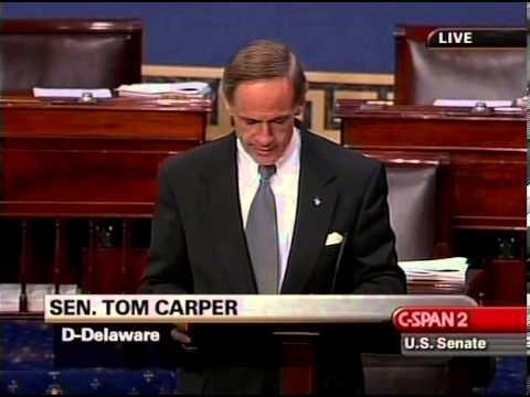 80-20 Equal Opportunity - Washington Post Sen. Tom Carper