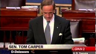 80-20 Equal Opportunity - Washington Post Sen. Tom Carper
