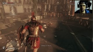 Ryse Son of Rome - Ultra Gameplay Pc - 1080p
