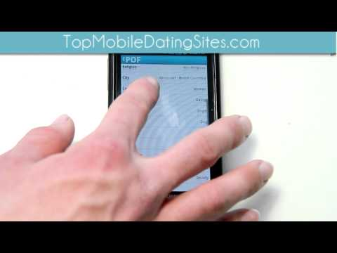 Mobile Dating App Review - Plenty Of Fish (POF)