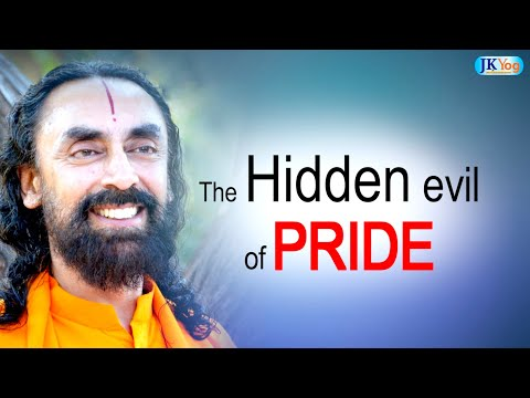This is what PRIDE Does to you | Overcoming Pride | Swami Mukundananda