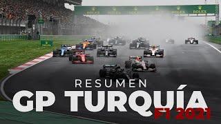 Resumen del GP de Turquía - F1 2021