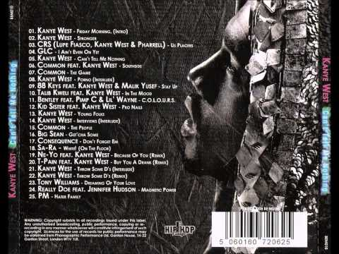 Kanye West Friday Morning Intro Cant Tell Me Nothing Mixtape 2007