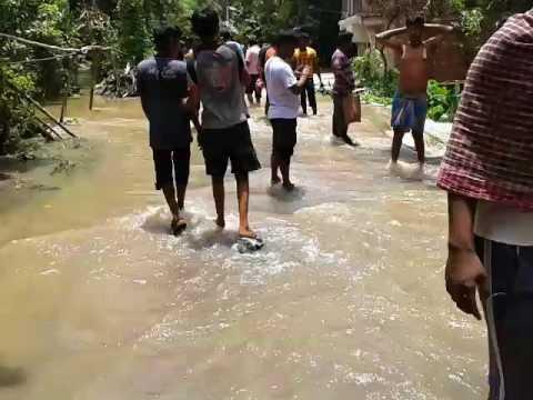 GHATAL FLOOD 2017