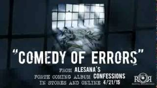 Alesana - Comedy Of Errors Official Stream