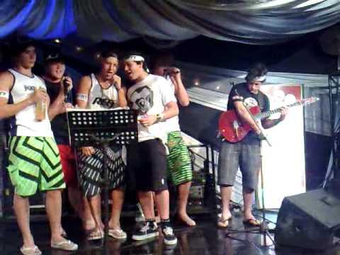 Karaoke in Bali-Sweet Child O' Mine