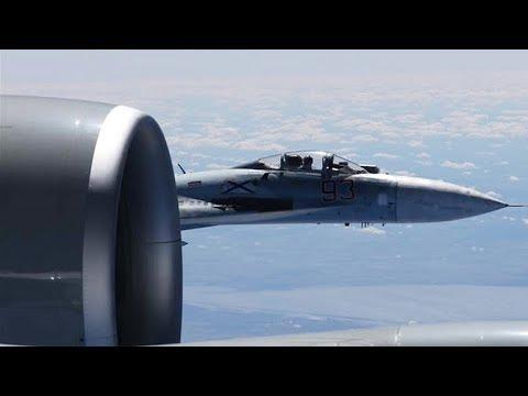 News. Russian Su-27 intercepted NATO...