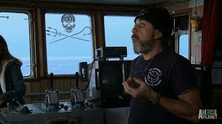 Drone Launch Goes Awry | Whale Wars