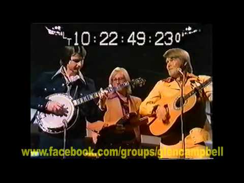 Carl Jackson and Glen Campbell Foggy Mountain Breakdown 1973
