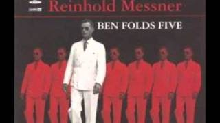 Ben Folds Five- Narcolepsy
