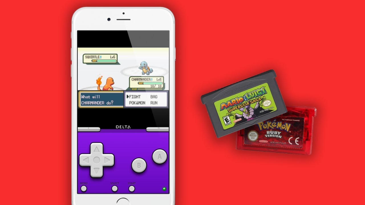 How to get GBA4iOS / NDS4iOS (Fall 2017) - AnchoredTech