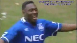 Video Gol Pertandingan Tottenham Hotspur vs Everton