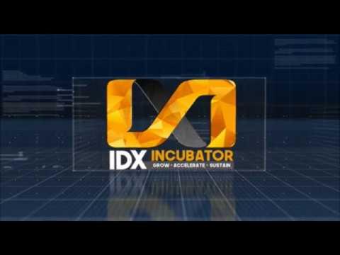 IDX INCUBATOR Coming Soon March 2017
